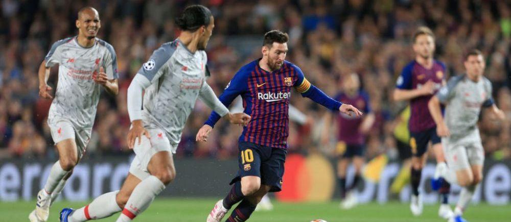 Cine va conduce semifinala Liverpool - Barcelona! Veste proasta pentru Jurgen Klopp! Catalanii nu au pierdut cu el la centru!