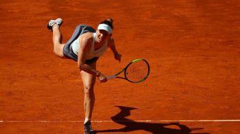 "SIMONA HALEP MADRID | WTA o lauda pe Simona dupa victoria-fulger din primul tur! ""A fost aproape perfecta"" Statistica la care romanca a stralucit"