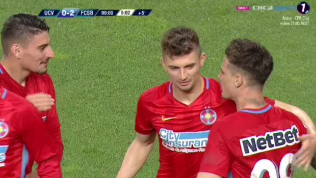 """CRAIOVA - FCSB 0-2   """"Important e ca punem presiune pe ei!"""" Razboiul cu CFR continua si etapa urmatoare: """"Suntem pregatiti sa o luam de la capat"""""""