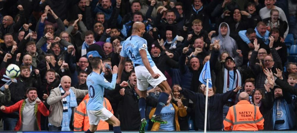 MANCHESTER CITY - LEICESTER 1-0 | Final DE FOC in Premier League! Titlul se va da in ultima etapa! Guardiola si Klopp, la un punct distanta