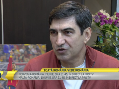 EXCLUSIV | Victor Piturca si-a anuntat revenirea in fotbal si nu exclude echipele din Romania