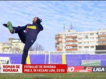 """A castigat """"Fotbalist de Romania"""", dar tatal sau are alta dilema! """"Nu stiu de ce e asa inalt, nu am avut vecini inalti"""" :))"""