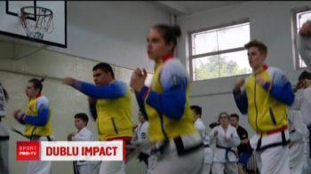 Romanii au batut tot la mondialul de taekwondo! Doi frati din Baia Mare au bagat spaima in rivali!