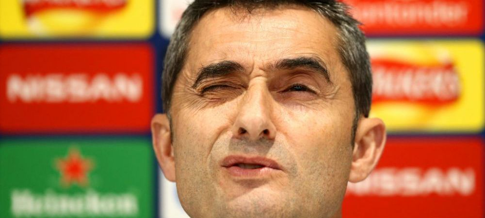 """LIVERPOOL - BARCELONA   Reactia lui Valverde dupa ce Klopp a anuntat ca Salah, Firmino si Keita nu joaca in returul de marti! """"Ne-am fi dorit asta!"""" Barca l-a pierdut pe Dembele"""