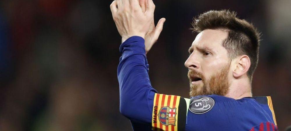 """Gestul FABULOS al lui Messi despre care nu s-a stiut nimic pana acum! Ce a facut dupa un meci castigat de Barcelona cu 8-0: """"L-am luat in brate cand am vazut!"""""""