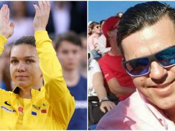 SIMONA HALEP MADRID | Supriza din tribunele turneului de la Madrid! Cosmin Contra, prezent la meciurile sportivilor romani!