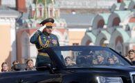 Cum arata noua limuzina de 150.000 euro a lui Putin. Rusii au copiat un model celebru de lux. FOTO