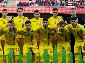 """""""CHIAR ACUM E LA VIZITA MEDICALA"""" Un titular din nationala U21 pleaca in strainatate si va juca in preliminariile Europa League"""