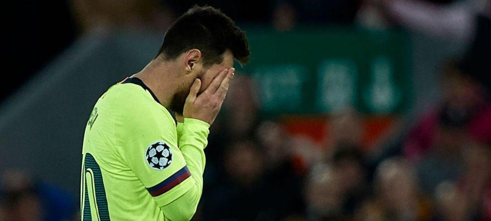 """Vine FURTUNA la Barcelona dupa eliminarea incredibila din UCL: """"Conducerea va reflecta adanc asupra a ceea ce s-a intamplat aici!"""" Anuntul facut imediat dupa meciul de pe Anfield"""