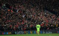 "Messi A DISPARUT din nou! Statistica NEAGRA pentru argentinian pe Anfield: ""A fost spectator"""