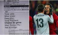 Biletul serii in UEFA Champions League! Un parior a nimerit scorul corect la Liverpool - Barcelona! Cat a castigat!
