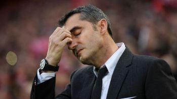 """Valverde, SOCAT dupa ce Barca a fost DEMOLATA pe Anfield: """"Asta e cel mai dureros!"""" Primele explicatii ale antrenorului catalan dupa dezastru"""