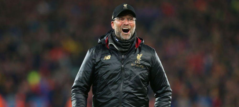 """Jurgen Klopp, discurs incredibil inainte de meciul cu Barcelona! """"A fost genial! Nu am mai auzit asa ceva!"""" Ce le-a spus jucatorilor in vestiar!"""