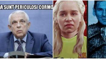 """""""V-am spus ca sunt periculosi cormoranii"""" Internetul a EXPLODAT dupa victoria lui Liverpool cu Barcelona. Cele mai tari glume. FOTO"""