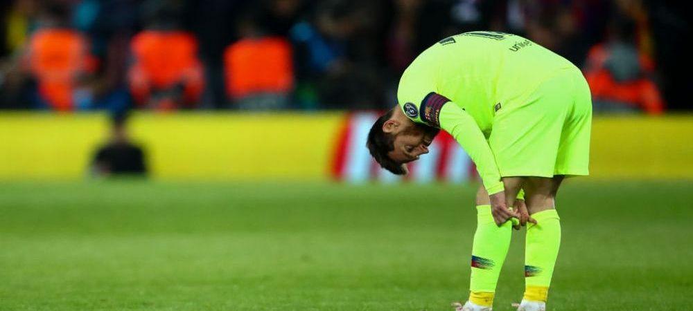 Messi nu trece clasa cu prestatia de pe Anfield! Ce nota a primit starul Barcelonei! Cine a fost omul meciului