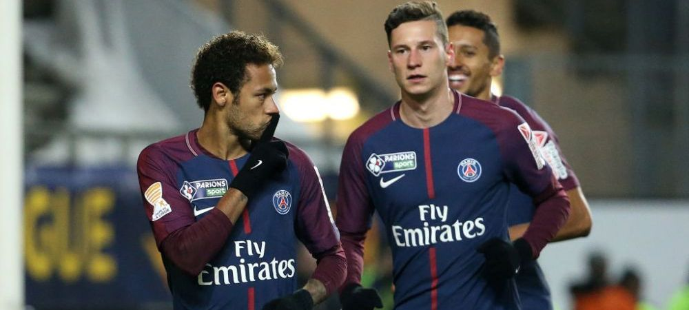 "Situatie INCREDIBILA la PSG! Neymar si Draxler, la un pas de bataie! ""Cine esti tu sa-mi vorbesti asa? Tu nu faci nimic!"""