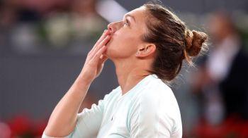Simona Halep, performanta RARA la Madrid 2019: e doar a doua in cariera cand reuseste asa ceva!