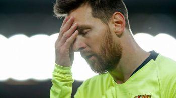 Liverpool l-a DOBORAT pe Messi! Starul Barcei a inceput sa planga in vestiar. Ce s-a intamplat dupa fluierul final