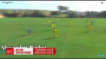 Romania EXPORTA inca un portar incredibil! Sporting Lisabona il transfera dupa ce a marcat un gol senzational, din propriul careu