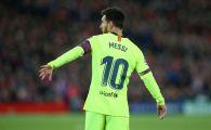 Messi, uitat pe Anfield dupa 0-4 cu Liverpool! Cum a fost posibil si ce i s-a intamplat dupa ce a aterizat la Barcelona