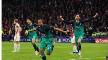 """""""Doamne Dumnezeule!!!"""" Reactii dupa a doua seara magica de UCL! Tottenham e in finala dupa un gol marcat in minutul 90+6. Mesajul lui Gary Lineker"""