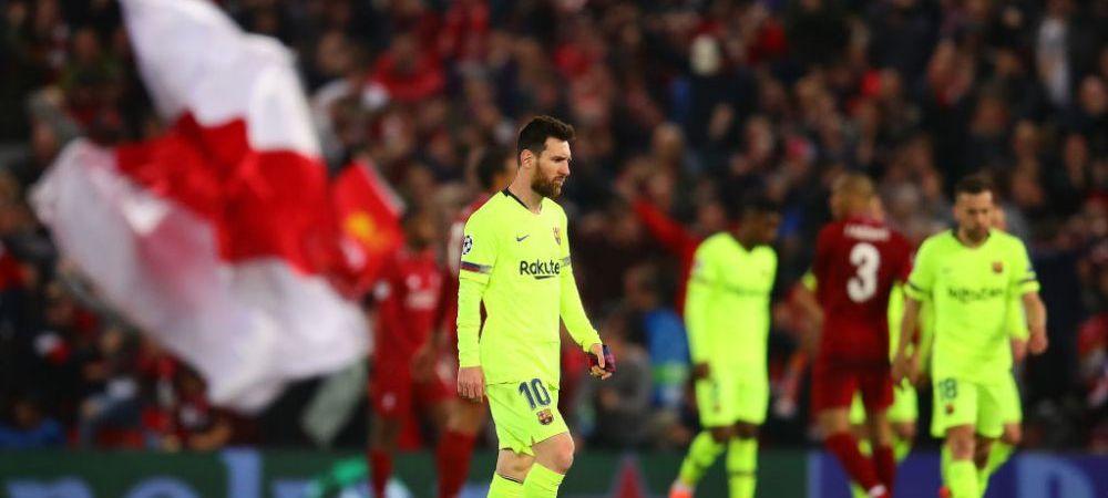 Decizia Barcelonei dupa DEZASTRUL de pe Anfield! Ce se intampla cu Valverde si Coutinho