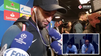 Ajax - Tottenham | Lucas Moura, eroul englezilor, a izbucnit in LACRIMI la final: imaginile care l-au emotionat. VIDEO