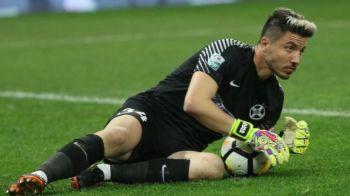 Cristi Balgradean si-a prelungit contractul cu FCSB! Anuntul oficial al clubului