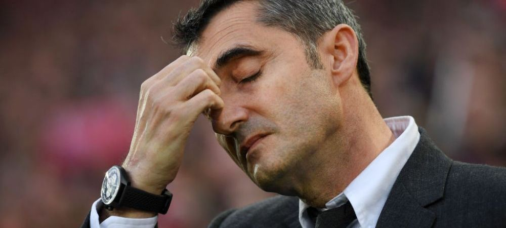 ULTIMA ORA: El este antrenorul pe care Barcelona il suna! Spaniolii au aflat numele omului chemat sa spele rusinea cu Liverpool