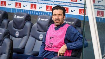 Buffon pleaca de la PSG dupa doar un an! Italienii anunta ca ar putea reveni la Juventus, dar nu va jucator!
