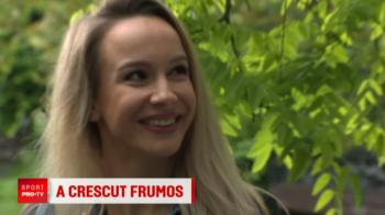 """Sandra Izbasa la #ZI-LE LIBERE! Acesta este copacul din Herastrau in care a facut prima data gimnastica: """"El m-a facut celebra!"""" VIDEO"""