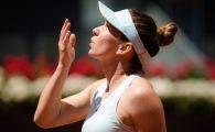SIMONA HALEP - BELINDA BENCIC 6-2, 6-7, 6-0!VICTORIEEE MAGNIFICA! Simona e in finala la Madrid: daca ia trofeul, e lider WTA! Cine e urmatoare adversara