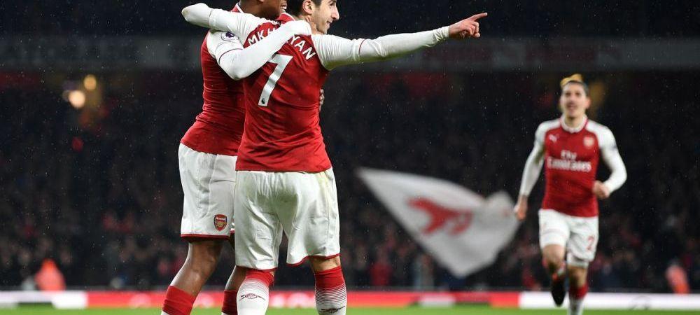 INCREDIBIL! Vedeta lui Arsenal INTERZISA la finala Europa League! Tara lui e in conflict cu Azerbaidjan!