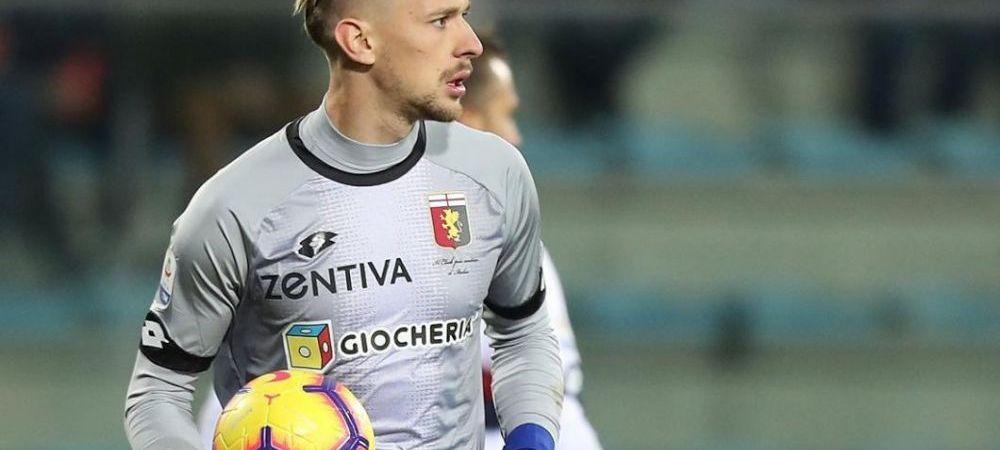 SURPRIZA | Ionut Radu nu vrea sa se intoarca la Inter! Ce planuri ar avea italienii cu cel mai bine cotat portar roman