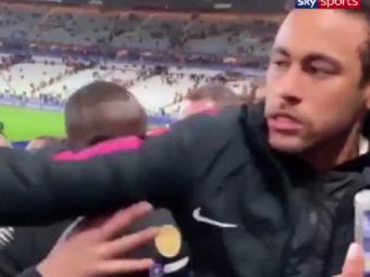 ULTIMA ORA   Suspendarea primita de Neymar dupa ce a lovit un spectator