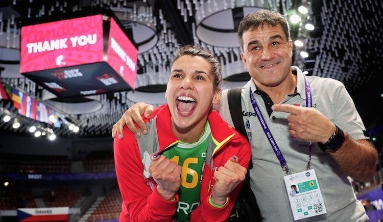 SOC la nationala de handbal feminin! Ambros Martin e OUT! Cine ii ia locul