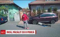 """Farsa superba pentru Rica Raducanu in ziua in care a implinit 73 de ani: """"Daca se strica ceva, imi platiti masina!"""""""