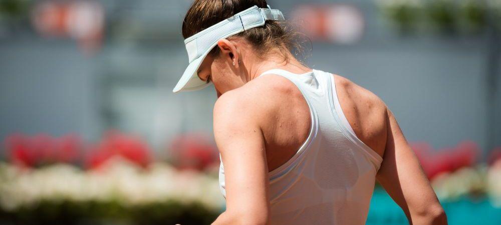 HALEP - BERTENS 4-6 4-6 | Simona Halep pierde finala la Madrid si sansa de a deveni numarul 1 mondial! Bertens, victorie categorica!