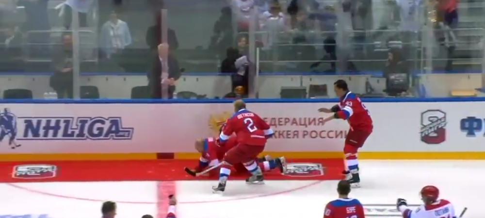 Rusine MAXIMA traita de Putin! Era sa-si SPARGA NASUL pe covorul rosu! Imaginile momentului in lume