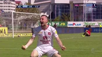 Hermannstadt 1-0 Chiajna! GOOOOL BLANARU!!! Eroare URIASA in apararea Chiajnei