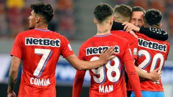 SEPSI - FCSB 1-5 | Echipa lui Teja face SHOW, dar totul depinde de derby-ul Craiovei cu CFR! Clujenii pot castiga titlul daca ii bat pe olteni