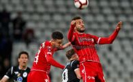Dinamo vrea un jucator trecut pe la AS Roma, despre care se credea ca va ajunge titular in nationala Romaniei