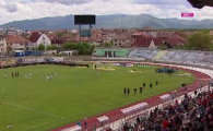 HERMANNSTADT - CHIAJNA | Imagini SENZATIONALE de pe stadionul din Sibiu! Arena PLINA pentru meciul cu Chiajna