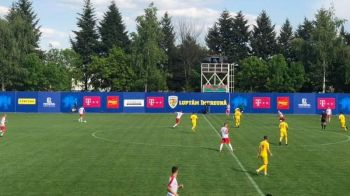 3 din 3! Romania U16 a pierdut toate meciurile jucate la Turneul celor 4 natiuni