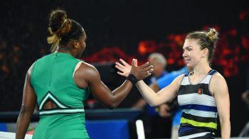 Performanta pentru Halep: Simona a depasit-o pe Serena Williams! Capitolul la care romanca e peste americanca
