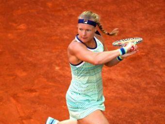 CAZ ISTORIC la Roland Garros! Numarul 8 WTA a parasit terenul in SCAUNUL CU ROTILE dupa un meci pe care l-a castigat cu 9-7 in decisiv (VIDEO)