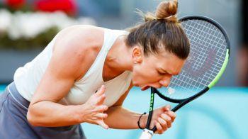 HALEP - BERTENS 4-6 4-6 | Simona, detronata?! Mesajul dur al celor de la WTA pentru Halep dupa finala pierduta la Madrid