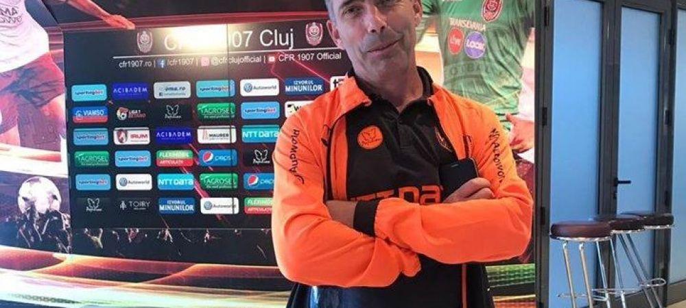 CFR - CRAIOVA | El e omul pe care nici schimbarile de patron, nici antrenorii sau insolventa nu l-au dat afara de la CFR! Cu ce se ocupa