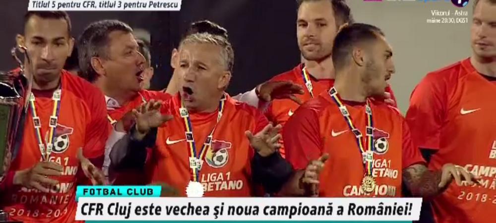 """CFR CAMPIOANA   """"Cred ca e ultimul meu trofeu aici!"""" Arlauskis isi anunta PLECAREA DE LA CFR dupa titlu"""