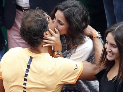 Rafael Nadal se insoara luna viitoare. Cum arata femeia care i-a fost alaturi toata cariera. FOTO